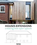 Houses Extensions. Creating new open spaces