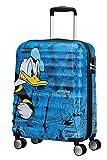 Disney Disney Wavebreaker - Spinner 55/20 Equipaje de Mano, 55 cm, 36 Liters, (Donald Duck)