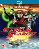 New Captain Scarlet: The Complete Series [Blu-ray] [Region Free]