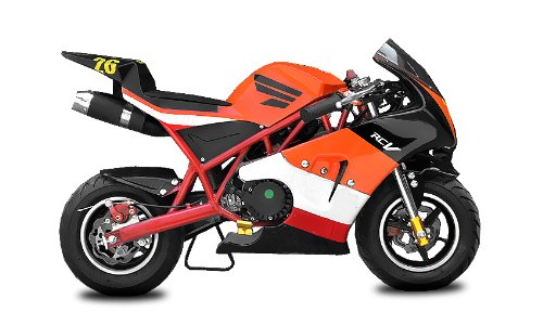 Nitro Motors - Minimoto PS50 Rocket Sport 50cc