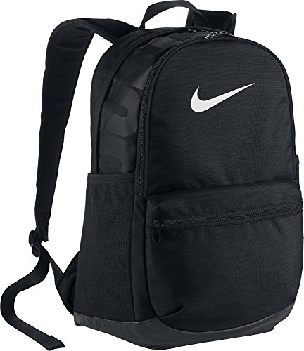 Nike Brazilla Medium Black Backpack (BA5239-010)