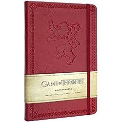 Cuaderno Juego de tronos, casa Lannister