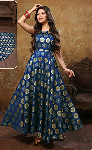 oneness collection Evening gown for girls and women (XX-Large, Navy Blue)