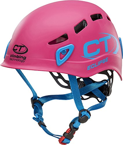 Climbing Technology – Casco de Escalada, Color Rosa, 48 – 56 cm
