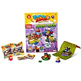 Starter Pack Rivals of Kaboom Superzings Serie 4 Superzings Revista Oficial Pack Exclusivo