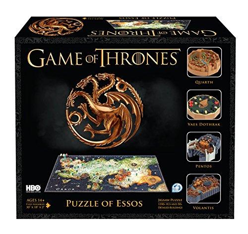 4D Game of Thrones: ESSO: ESSO