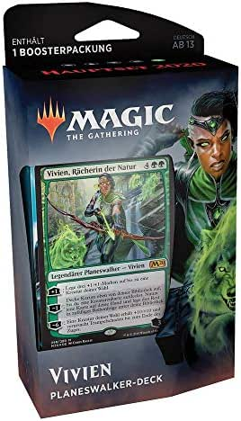 Magic The Gathering - M20 Hauptset 2020 - Planeswalker Deck | Auswahl | DEUTSCH