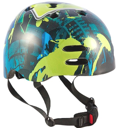 """Sport DirectTM? \""""No Bounds Skate BMX Fahrrad Bike Helm"""