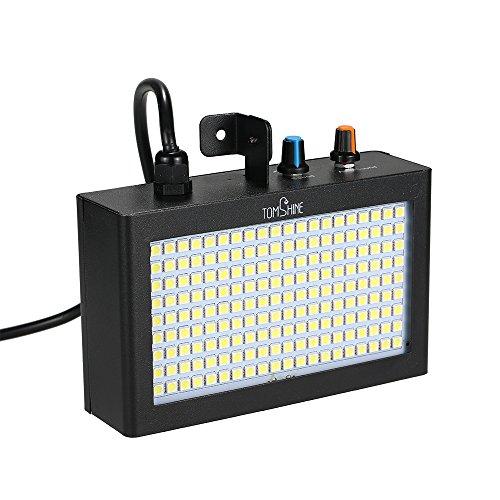 Tomshine 180 LED Luci Strobe Lampada Flash Auto Running Controllo del Suono Velocità Attivata...