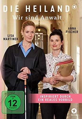 Die Heiland - Wir sind Anwalt - Die komplette 1. Staffel (2 DVDs)