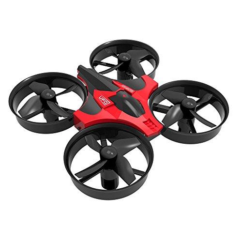 Yin DRONE - Mini Drone per Bambini con LED Luce Professionale 6-Axis Quadcopter Drone per Bambini...