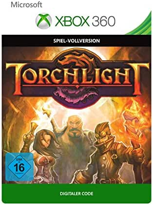Torchlight [Xbox 360 - Download Code]