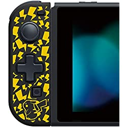 Hori - Controlador D-Pad (L) Pikachu (Nintendo Switch)