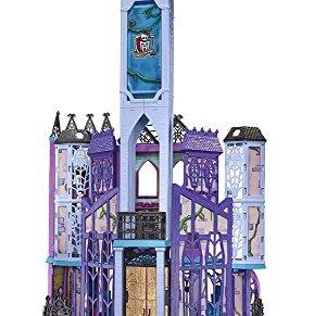 Mattel Monster High dmf91Mega Monster Escuela Refresh, 19x 71,1x 57,2cm