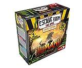 Noris - Escape Room Jumanji (Family Edition) - Familien und Gesellschaftsspiel für Erwachsene und Kinder, inkl. 3 Fällen und Chrono Decoder, ab 10 Jahren