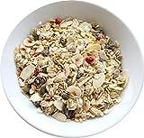 Gluten Free Muesli (1.5kg) with Mulberries, Goji Berries & 7 Types of Toasted Nuts & Seeds, Suitable for Coeliacs, Vegan, Dairy-Free