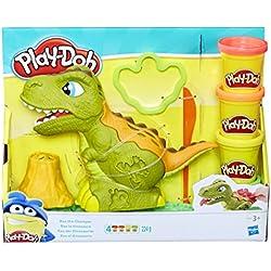 Play-Doh Rex The Chomper Dinosaurio, Hasbro E1952EU4