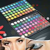 Itian 120 Color de la Gama de Colores del Maquillaje, Universal Kit para los Amantes de Maquillaje, Principiantes y Artista de Maquillaje Profesional (01 #)