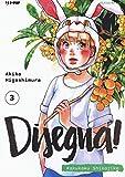 Disegna! Kakukaku Shikajika: 3