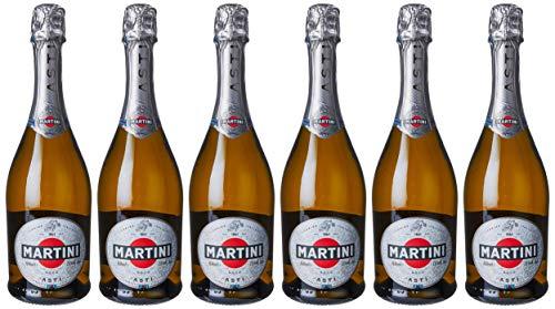 Martini Asti Docg Spumante Dolce 75 Cl - Confezione da 6