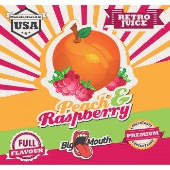 Big Mouth Aroma Retro Juice Peach Rasperry 10ml