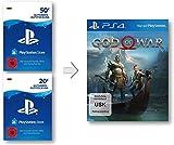 PSN Guthaben Aufstockung für God of War 4   PS4 Download Code - deutsches Konto