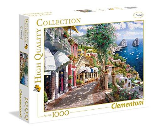 Clementoni - 39257 - High Quality Collection Puzzle - Capri - 1000 Pezzi