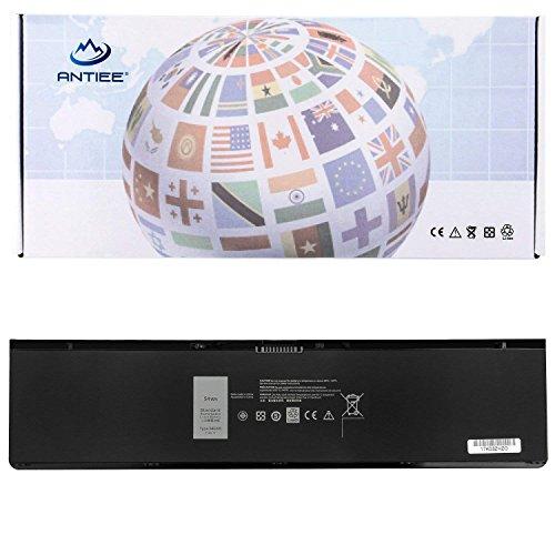 ANTIEE 54WH Akku für Dell Latitude 14 7000 Series, Dell Latitude E7440 Series, Dell Latitude E7440 Touch Series, Dell 34GKR PFXCR T19VW Laptop