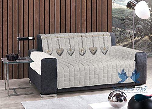 Scegliere il copri divano giusto praticit e stile per il - Copridivano per divano in pelle ...
