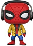 FunKo Heroes Pop Bobble Marvel Homecoming Spider-Man with Headphones, 21660