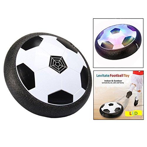 Calcio da Interno LED Air Hover Ball Air Power Soccer Ourdoor Sport Bambini Giocattoli - Gearmax