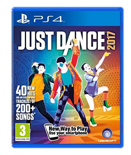 Just Dance 2017 - PlayStation 4 - [Edizione: Regno Unito]