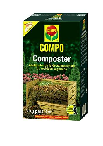 Compo 1721612011 Composter 2 Kg, 32x18.399999999999999x7.65 cm
