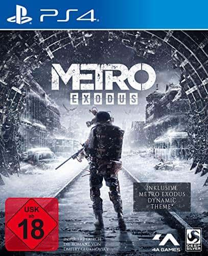 Metro Exodus [Day One Edition] - [PlayStation 4]