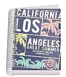 Dohe Nexus - Agenda escolar día página con diseño California, A6