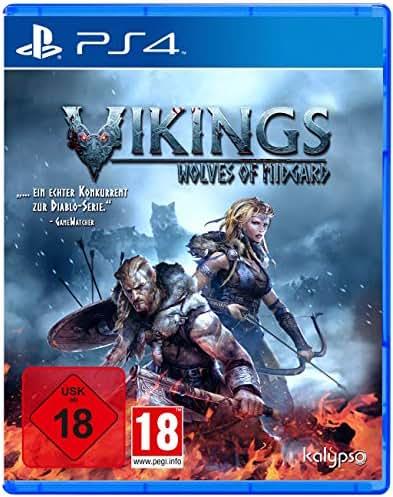 Vikings - Wolves of Midgard [PlayStation 4]