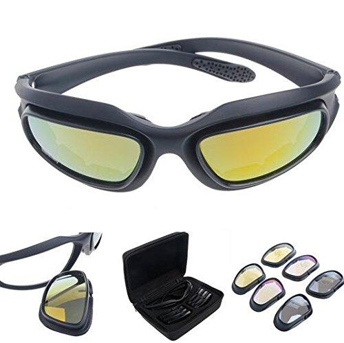 Gafas para moto Polarizadas de Sol para Motocicleta