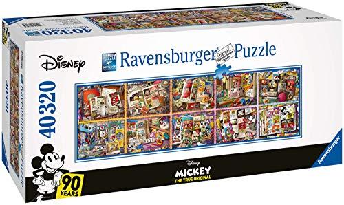 Ravensburger Mickey Mouse - Puzzle 40000 Pezzi