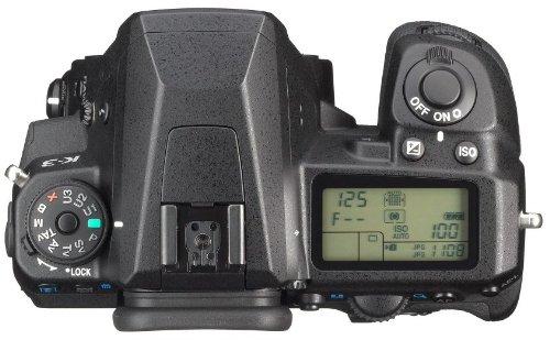 Pentax K3 - Cuerpo de cámara réflex, Negro