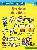 Ejercicios de cálculo 6-7 años (Aprendo jugando)
