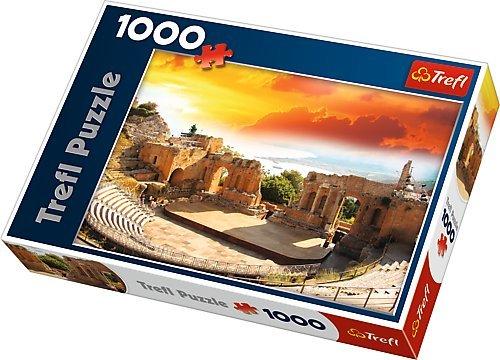 Trefl- Puzzle Sicilia Italia, TR10316