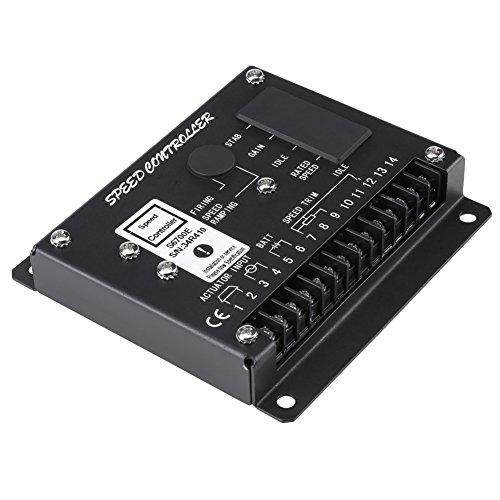 Regulador de velocidad del generador diesel del módulo de interruptor de alta/baja velocidad del controlador de velocidad del motor S6700E