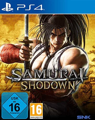 Samurai Shodown [Playstation 4]