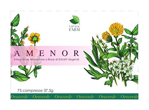 Natural Farm, Amenor 75 cpr