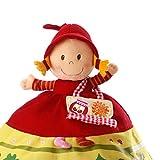 LILLIPUTIENS - Marioneta reversible Caperucita Roja - L-86158