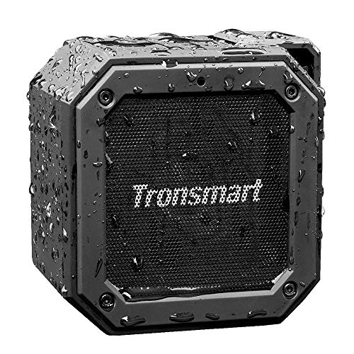 Cassa Bluetooth Waterproof, Tronsmart Riproduzione di 24 Ore con Basso, Impermeabile IPX7, TWS...