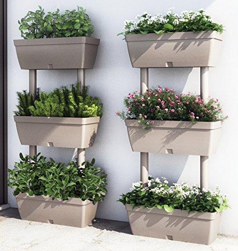 Pflanzkasten test oder vergleich 2017 top 50 produkte for Giardino verticale balcone