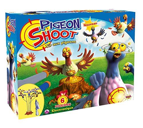 Splash-Toys-56101-Jeu-De-Tir-6-Pigeons-Shoot