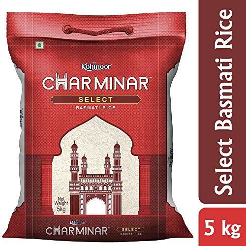 Kohinoor Charminar Select Basmati Rice, 5kg
