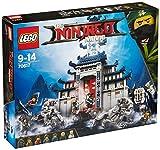 Lego Ninjago 70617 - Tempio delle Armi Finali